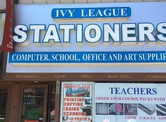 Ivy League Stationers